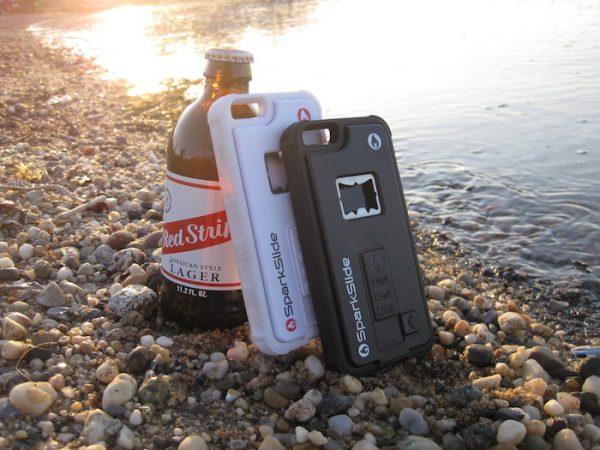 Iphone 7 Bottle Opener Coil Lighter