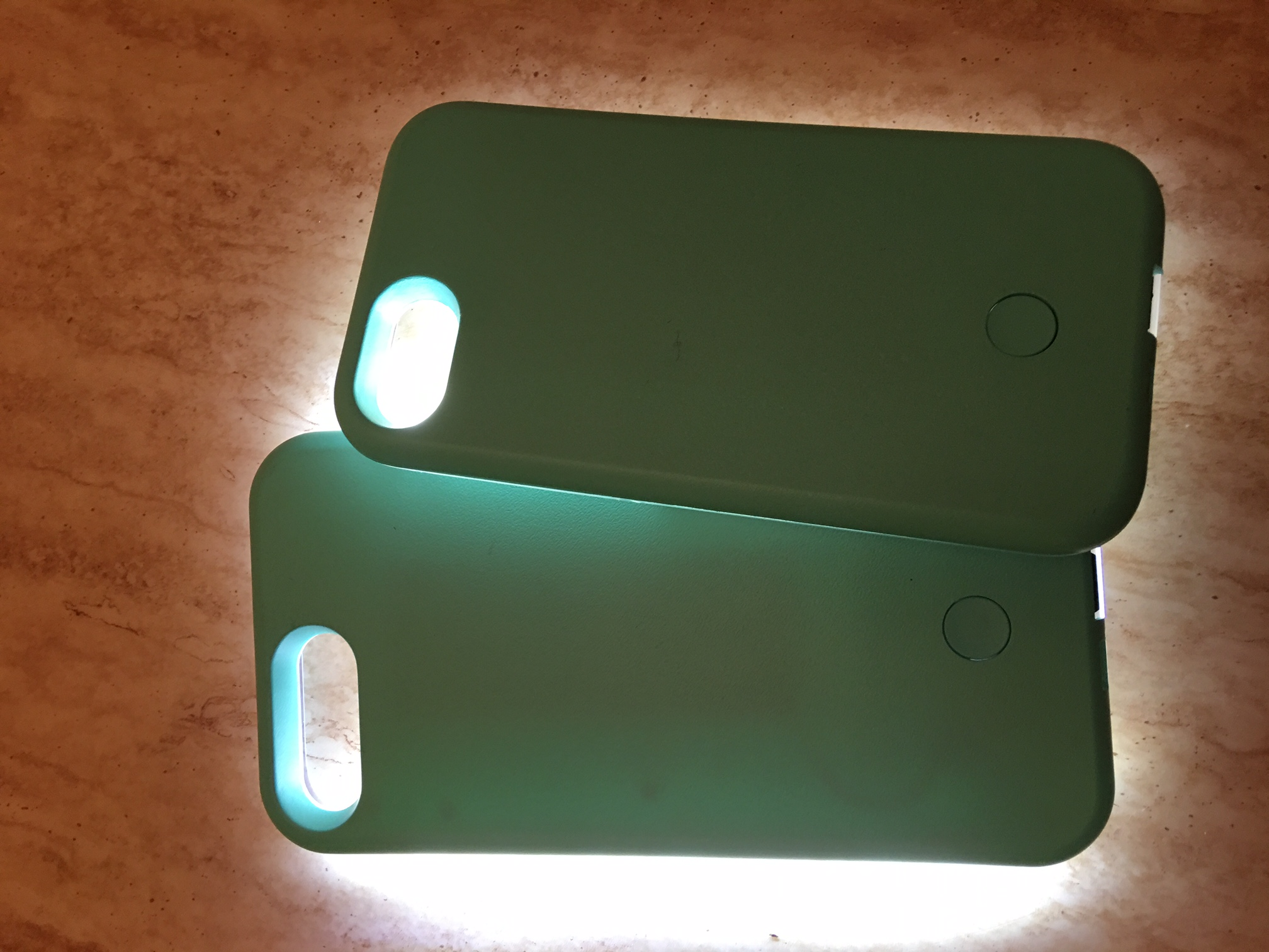 ChargeLight LED BatteryPack Phone Case