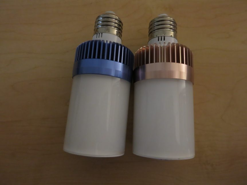 BeatsBulb Bluetooth Lightbulb Speakers