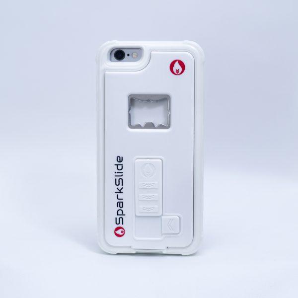 SparkSlide Coil Lighter Bottle Opener Phone Case